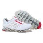 Tênis Adidas SpringBlade Drive 2.0 Masculino Cor Branco e Prata Cod 0572
