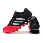 Tênis Adidas SpringBlade Drive 2.0 Masculino Cor Preto e Vermelho Cod 0578