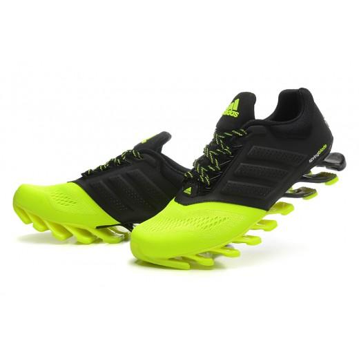 33c9d979f96 Tênis Adidas SpringBlade Drive 2.0 Masculino Cor Preto e Verde Claro Cod  0579
