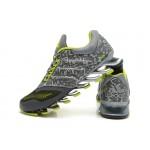 Tênis Adidas SpringBlade Drive 2.0 Masculino Cinza Camuflado e Verde Cod 0550