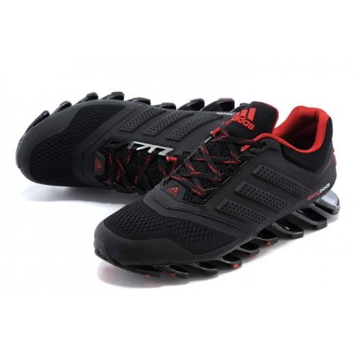 Tênis Adidas SpringBlade Drive 2.0 Masculino Preto e Vermelho Cod 0562 5426e729dd930