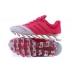 Tênis Adidas SpringBlade Drive 2.0 Feminino Cores Branco e Rosa Cod 0564