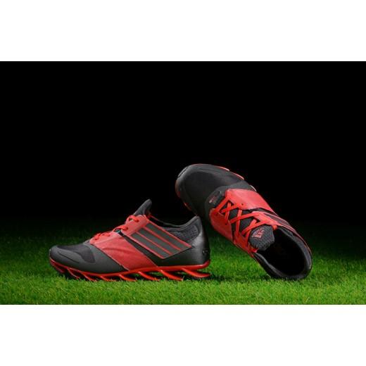 Tênis Adidas SpringBlade Drive 5 Masculino Preto e Vermelho Cod 0705