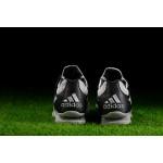 Tênis Adidas SpringBlade Drive 5 Masculino cor Prata e Preto Cod 0706