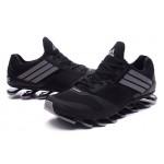 Tênis Adidas SpringBlade Drive 5 Masculino cor Preto Cod 0694