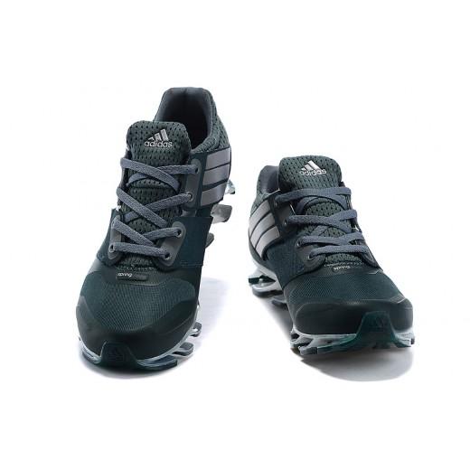 Tênis Adidas SpringBlade Drive 5 Masculino cor Verde Exército Cod 0700