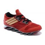 Tênis Adidas SpringBlade Drive 5 Masculino cor Vermelho Cod 0701
