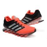 Tênis Adidas SpringBlade Drive Masculino Cor Preto e Laranja Cod 0581