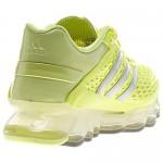 Tênis Adidas SpringBlade Razor Verde Limão e Prata Cod 0401
