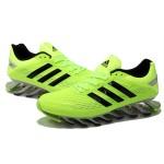 Tênis Adidas SpringBlade Razor Verde Limão  / Preto Cod 0329