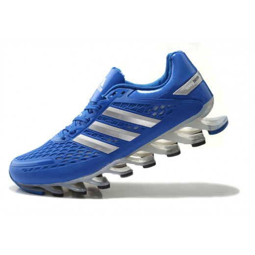 Tênis Adidas SpringBlade Razor Azul / Prata Cod 0330