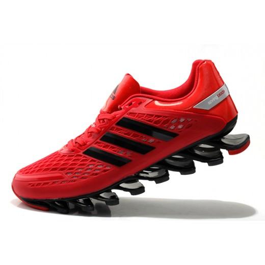 Tênis Adidas SpringBlade Razor Vermelho e Preto Cod 0331 79da4bf547bf4