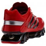 Tênis Adidas SpringBlade Razor Vermelho e Preto Cod 0331