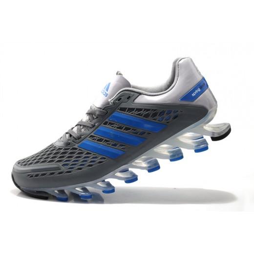 Tênis Adidas SpringBlade Razor Marron/Azul/Prata Cod 0326