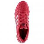 Tênis Adidas SpringBlade Razor Feminino Rosa com Detalhes Prateado Cod 0336
