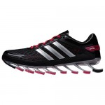 Tênis Adidas SpringBlade Razor Feminino Preto com Detalhes Vermelho Cod 0338