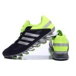 Tênis Adidas SpringBlade Razor Preto e Verde Cod 0399