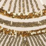 Vestidos longo para festa casamento cores ouro e prata 1079