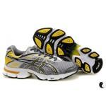 Tênis Asics Amarelo e Cinza Gel Stratus 2.1 0126-EL