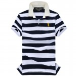 Camisa Polo Masculino Ralph Lauren com Listas Cod 0515