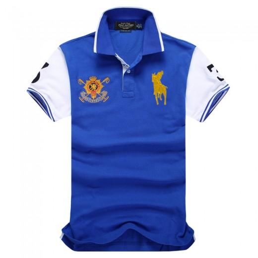 Camisa Polo Masculino RL Cod 0520