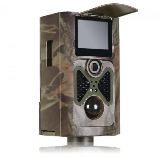 Camera para trilha ou caça HC-500A Hd 1080p 16mp com Infravermelho com controle remoto