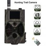 Camera para trilha ou caca modelo HC-300M Hd 1080p 16mp com Infravermelho. Envia SMS para seu celular