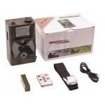 Câmera trilha HC-300A