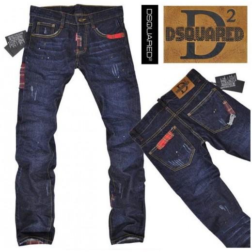 Calça Jeans Dsquared2 Masculino 0295-EL