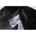 Calça Jeans Masculino Modelo 0131 Marca Dsquared Cor Preta