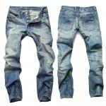 Calça Jeans Masculino estilo adidas 0556-EL