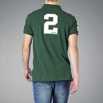 Camisa Polo Verde Londres RL - Cod 0309