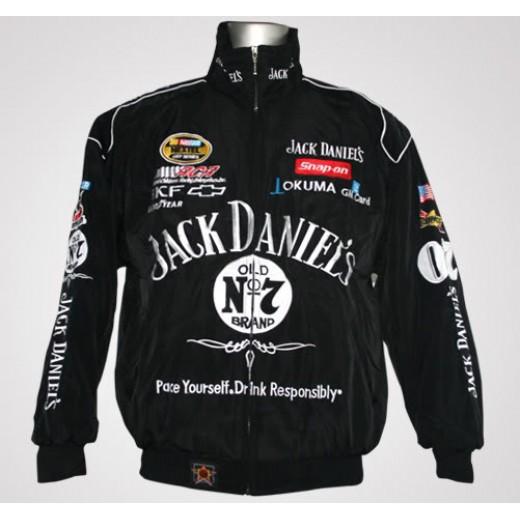 Jaqueta Preta Jack Daniels - Cod 0318