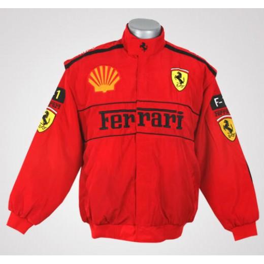 Jaqueta Vermelha Ferrari - Cod 0321