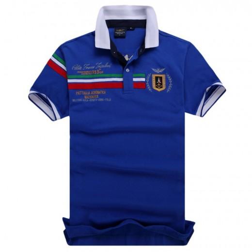 Camisa Pólo Masculino Aeronáutica Cod 0420
