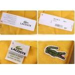 Lote de 5 Camisas Polo Lacoste - Cod 0228