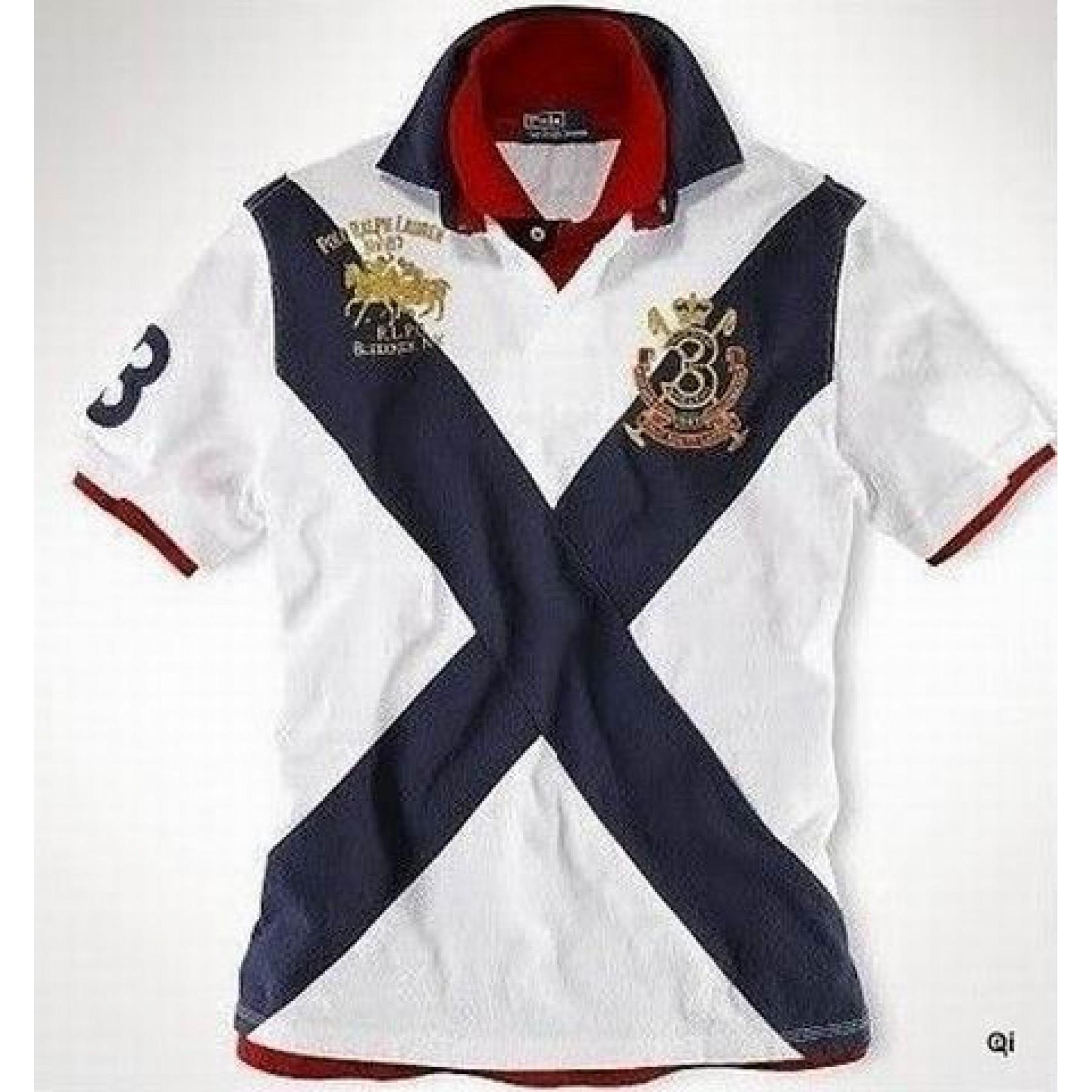 Camisa Polo Ralph Lauren Masculino Cod 0294 2551fc8613adf