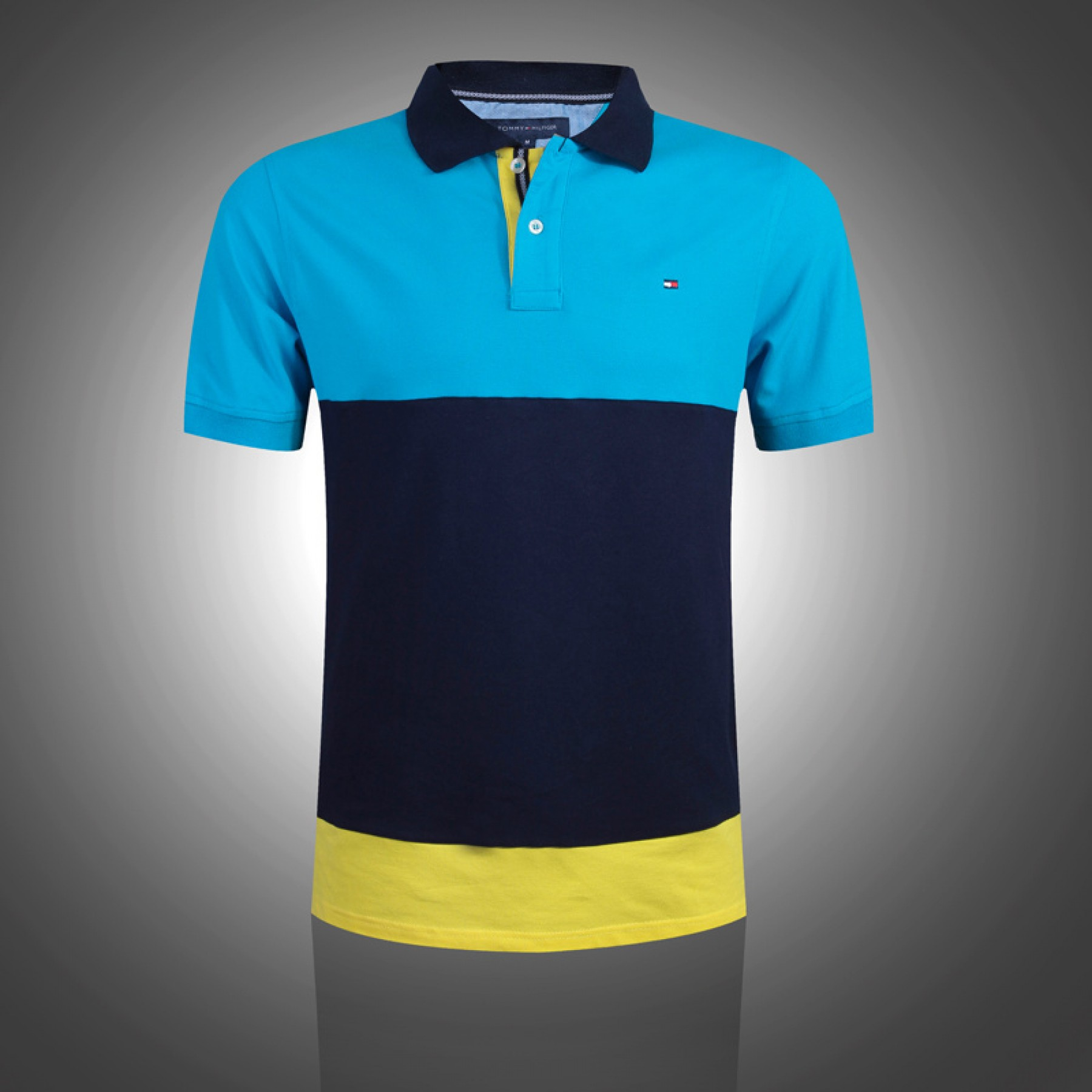 683b3ce4a66c0 Camisa Polo Masculina Tommy Hilfiger Cod 0362