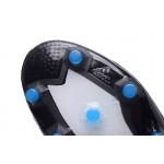 Adidas ACE 17+ Purecontrol FG cor Preto com faixas Rosa