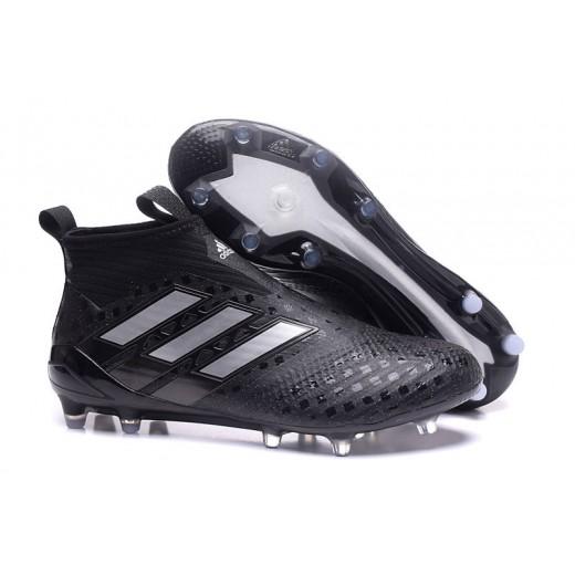 Adidas ACE 17+ Purecontrol FG cor Preto Glow