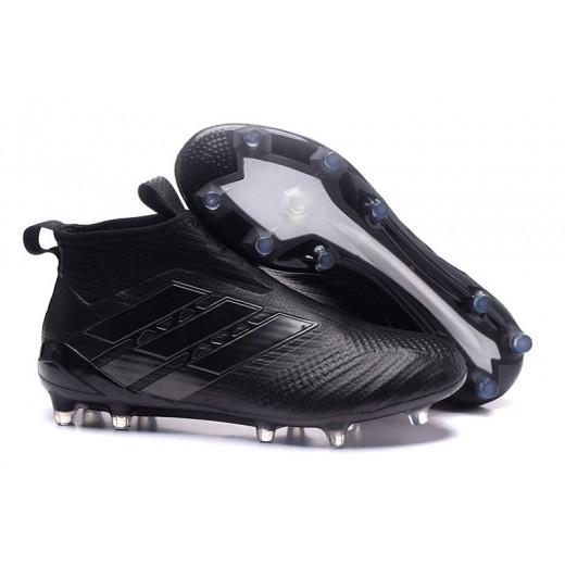 Adidas ACE 17+ Purecontrol FG Dragon cor Preto