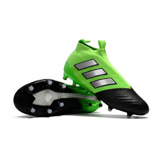 f630a126ce Adidas ACE 17+ PureControl FG Cores Verde e Preto