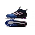 Adidas ACE 17+ PureControl FG Cores Azul e Preto