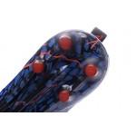 Adidas ACE 17+ Purecontrol FG Dragon cor Azul e Preto