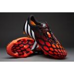 Adidas Predator Instinct FG - Black/Running White/Infrared 1000-EL