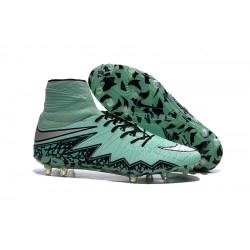 b45ab922fe1ee Chuteira Nike Hypervenom Phantom II FG cor verde Cod 1012