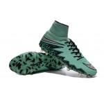 Chuteira Nike Hypervenom Phantom II FG cor verde Cod 1012