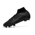 Chuteira Nike Mercurial Superfly IV CR7 FG Amarelo Ouro e Preto 1039