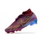 Chuteira Nike Mercurial Superfly CR7 Rare Gold FG Ouro e Preto 1035