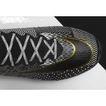 Chuteira Nike Mercurial Superfly IV BHM FG  Branco e Preto 1036